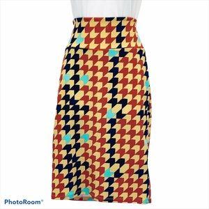 LuLaRoe Cassie Pencil Skirt Size Medium